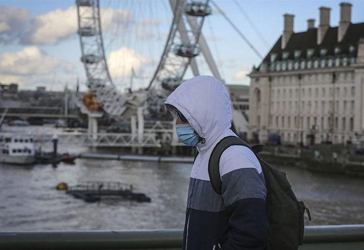 İngiltere'de Şubat ayından bu yana en yüksek günlük vaka