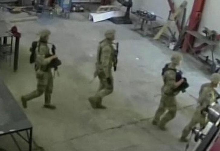 ABD askerleri Bulgaristan'da yanlışlıkla bir fabrikaya baskın düzenledi