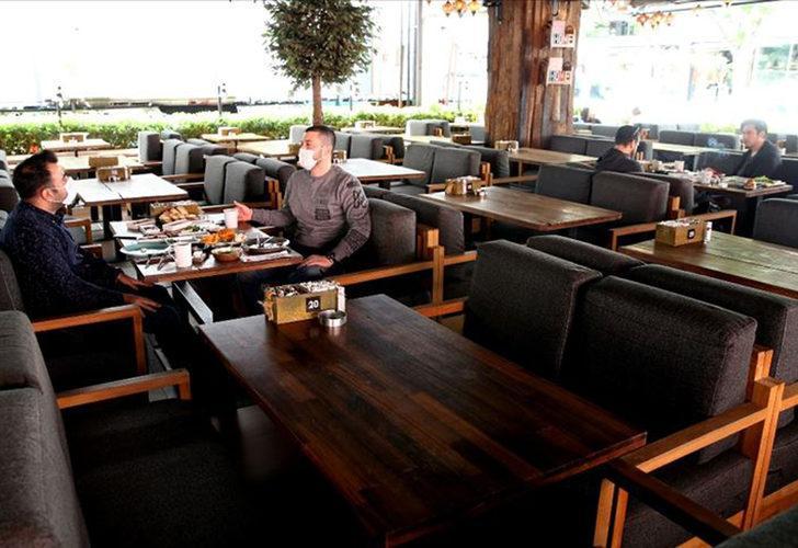 Tüm gözler 1 Haziran'da! Kafe ve restoranların kaderi belli oluyor