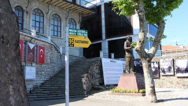 Atatürk ve İstiklal Yolu Yürüyüşü 8-11 Haziran tarihlerinde yapılacak
