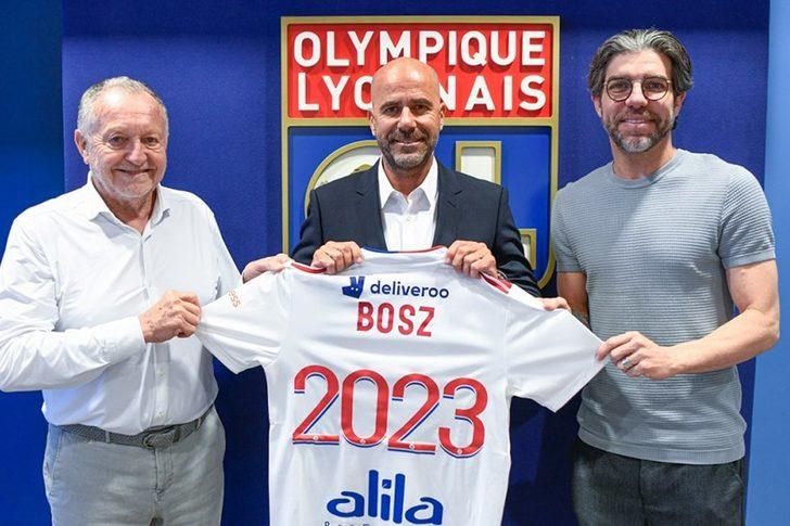 Olympique Lyon'da Peter Bosz dönemi