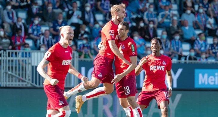 Almanya'da Köln, Bundesliga'da kaldı