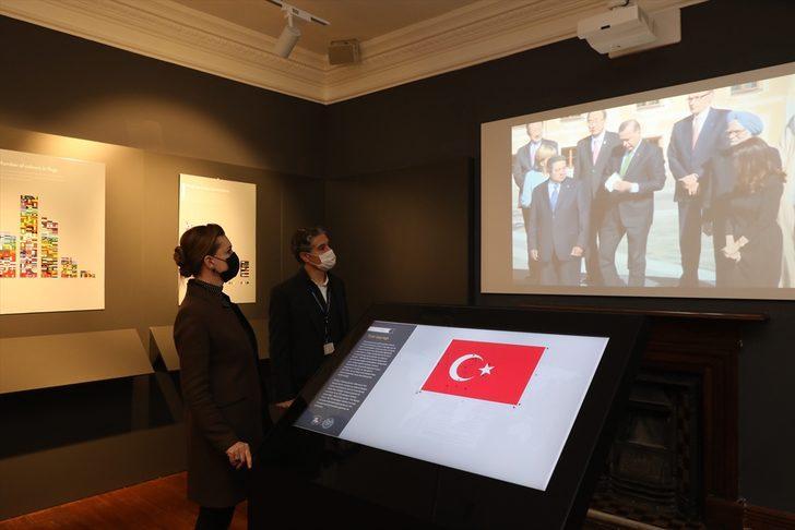 İzmir'deki Bayrakbilim ve Türk Bayrakları Müzesi arşivi dijital ortamda araştırmacılara açıldı