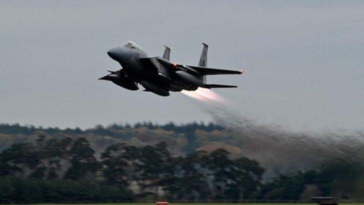Son dakika ABD savaş uçağı Suriye'de düştü