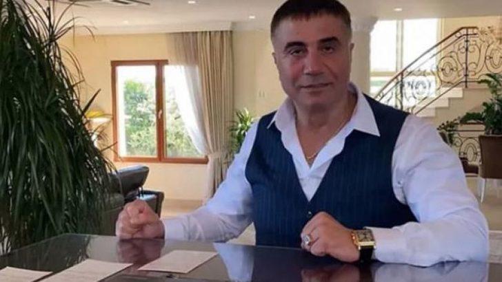 Sedat Peker'in elebaşı olduğu suç örgütüne yönelik operasyonda yeni gelişme