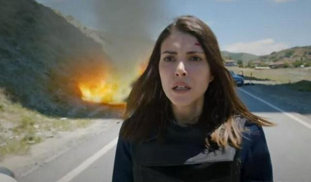 Teşkilat dizisinin14. bölümünden (Sezon finali) ön izleme sahnesi geldi| Seni diri diri yanarken izlemeyeceğim!