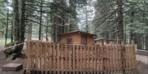 Uludağ'da sezon açıldı! Orman evlerine talep arttı