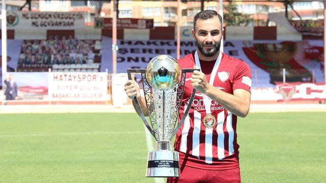 Hatayspor'da sözleşmesi sona eren Selim Ilgaz takımdan ayrıldı