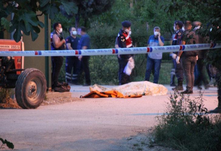 Babasını öldürüp 7 kişiyi yaralamıştı! Cani tutuklandı