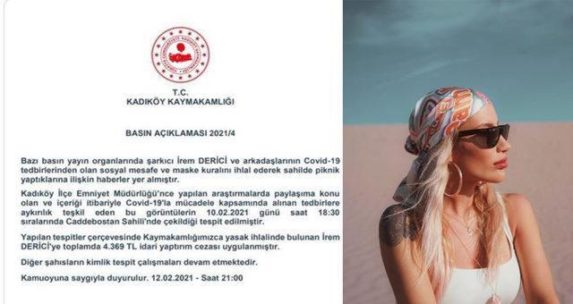 Enis Arıkan, İrem Derici ve Buray'ın yer aldığı doğum günü partisine polis baskını!