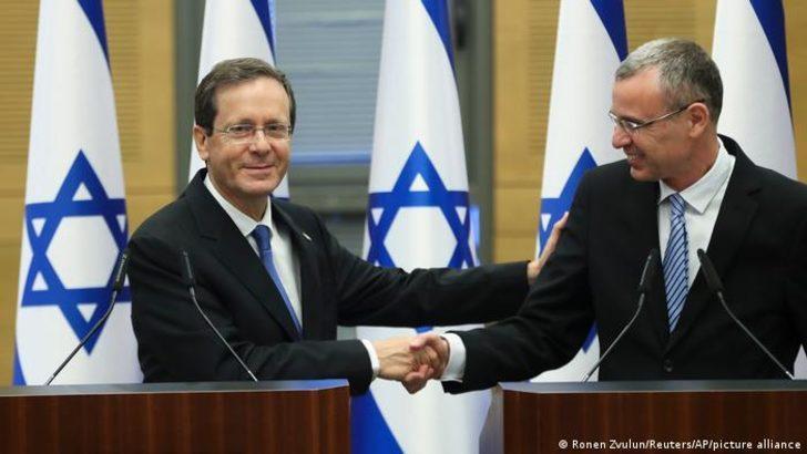 İsrail'in yeni cumhurbaşkanı Isaac Herzog