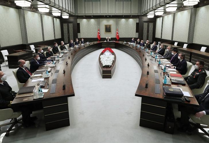 Son Dakika: Milli Güvenlik Kurulu toplantısı sona erdi