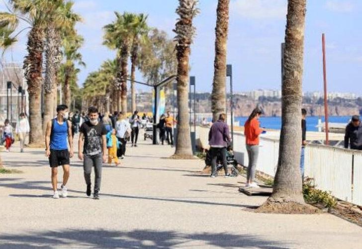Antalya Valiliği'nden normalleşme kararı! Yasak kaldırıldı