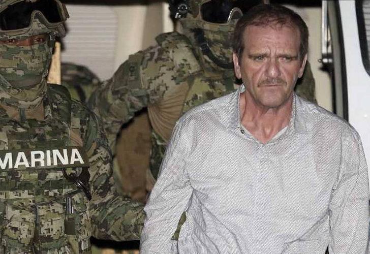 Tutuklu kartel lideri Salazar: Hastalıklı kişilerin ilgisini çekmek için yapılan diziler