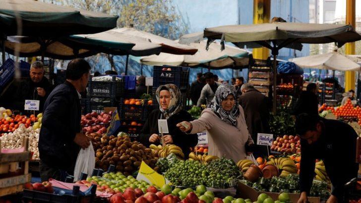 Tüketici Enflasyonunda Hafif Düşüş Üretici Enflasyonunda Tarihi Zirve