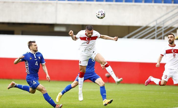 ÖZET | Türkiye 2-0 Moldova
