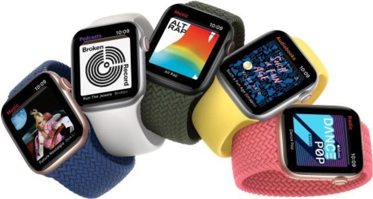 Apple watchOS 7.6 Beta 2 performans hızını artırdı