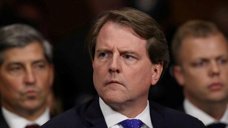 Temsilciler Meclisi Trump'ın Avukatını Sorguluyor