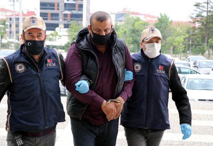 DEAŞ'lı teröriste 2 ay ev hapsi cezası verildi