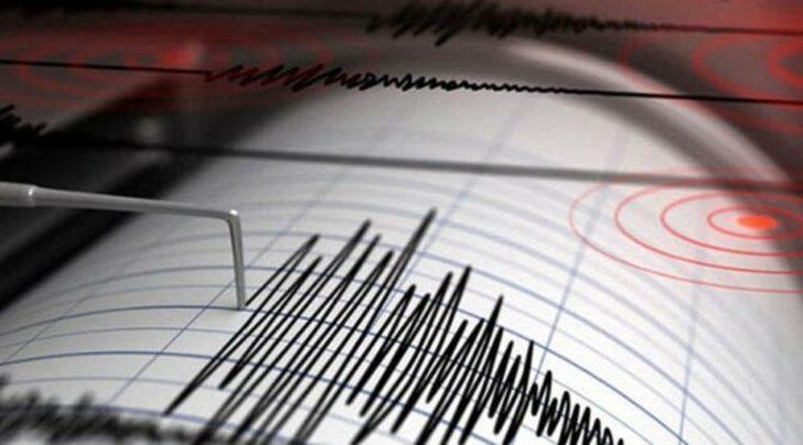 AFAD duyurdu! İzmir'de 3.6 büyüklüğünde deprem