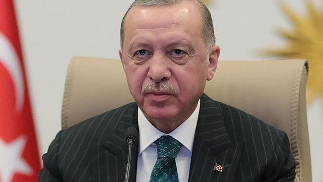 Cumhurbaşkanı Erdoğan'dan Birleşmiş Milletler'e videolu mesaj