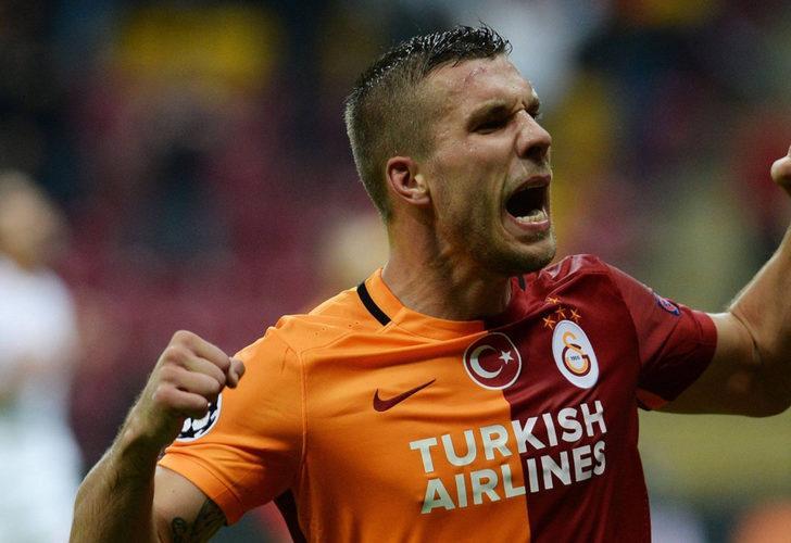 Podolski'ye sürpriz transfer teklifi