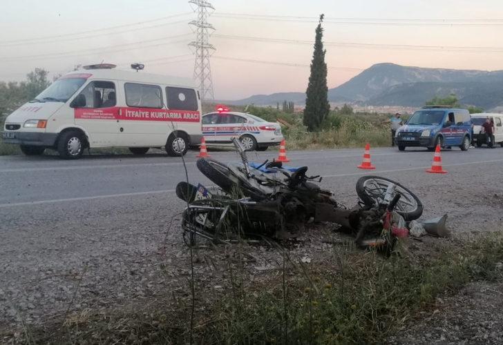 Korkunç kaza! Eşiyle birlikte can verdi