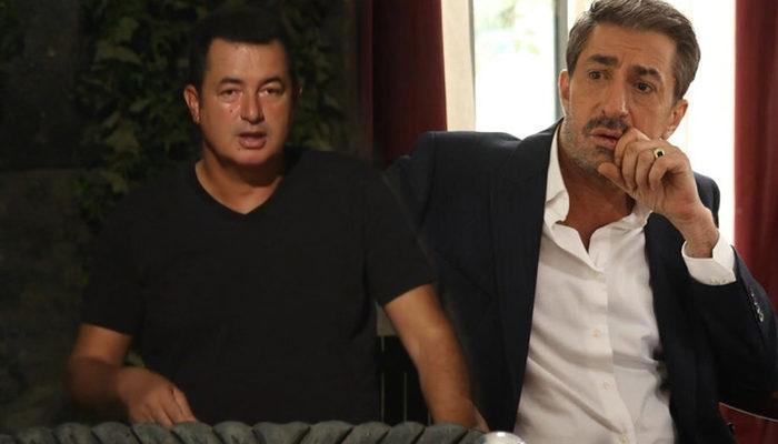 Acun Ilıcalı, Erkan Petekkaya'ya Survivor'dan yanıt verdi: Bizde dizi yapan adam bana küfrediyor