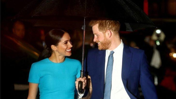 Harry ve Meghan'ın kızları İngiltere basınında: Saray'a uzatılan zeytin dalı mı?