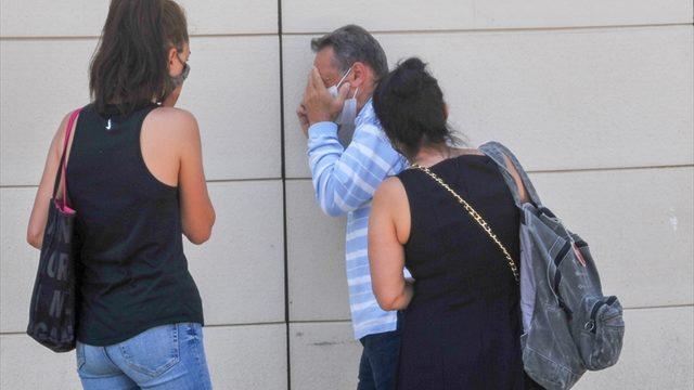 Antalya'da dere yatağında bulunan oğlunun cesedini ayakkabı ve boynundaki kolyeden teşhis etti