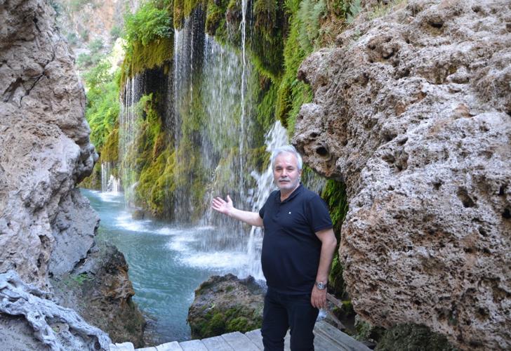 Doğal güzelliklere ilgi arttı ! Adana'nın gizli cenneti: Küp şelaleleri