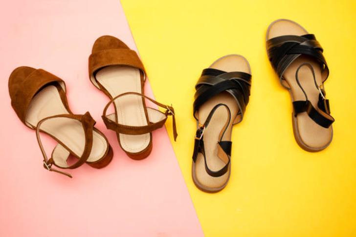 Sandalet alışverişi yapmadan önce bunlara dikkat