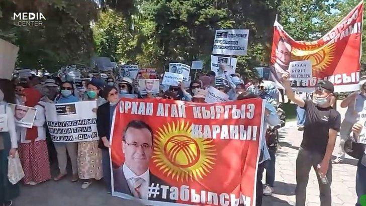 Orhan İnandı: Cumhurbaşkanı Erdoğan Gülen, İnandı'nın Kırgızistan'dan Türkiye'ye götürüldüğünü açıkladı