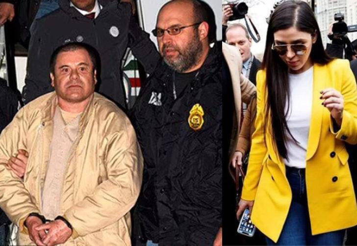 'El Chapo'nun karısı aylar sonra suçunu itiraf edecek