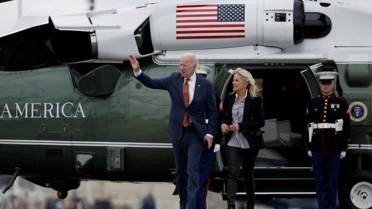 ABD Başkanı Biden 8 Günlük Avrupa Turuna Başladı