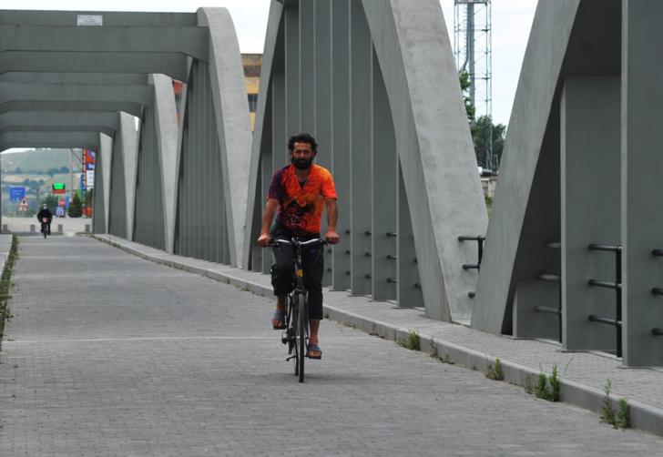 4 yılda 85 bin kilometre pedal çevirdi! Türkiye'yi tam 5 kez dolaştı