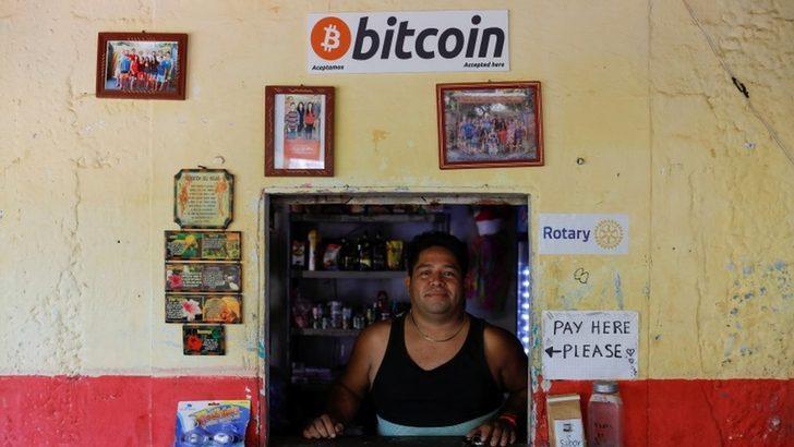 Bitcoin: El Salvador, kripto parayı resmi para birimi ilan eden ilk ülke oldu