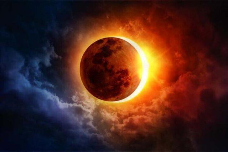 Ateş Çemberi Güneş Tutulmasında hangi burçlar nasıl etkilenecek? Ateş Çemberi Güneş Tutulmasının burçlara etkileri!