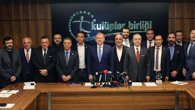 Kulüpler Birliği'nden yabancı kuralıyla ilgili iptal başvurusu