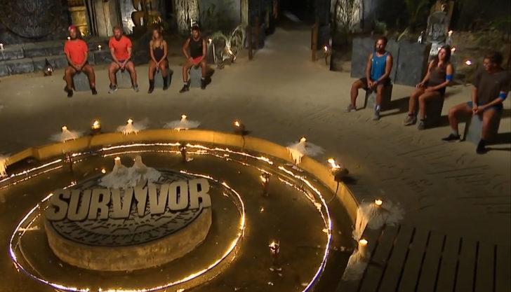 Survivor'da haftanın ilk eleme adayı kim oldu? 9 Haziran Survivor 2021'de dokunulmazlık oyununu kim kazandı?