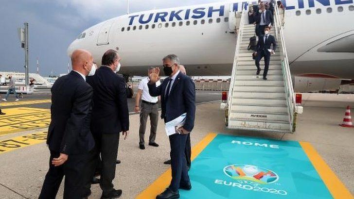 EURO 2020: Covid tedbirleri nedeniyle İtalya maçına Türkiye'den taraftarlar gidemeyecek