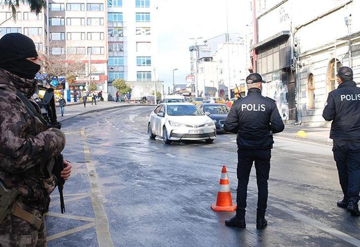 İstanbul'da 'Yeditepe Huzur' uygulaması: 411 kişi yakalandı