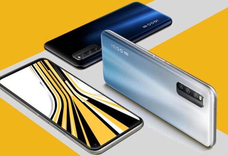 iQOO Z3 5G akıllı telefon piyasaya sürüldü