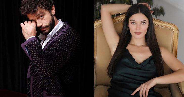 Aşk 101'in Burcu'su Pınar Deniz ile Yiğit Kirazcı aşk mı yaşıyor?