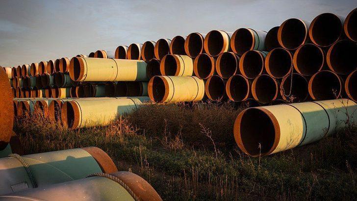 Keystone XL: ABD'de çevrecilerin ve yerlilerin karşı çıktığı boru hattı projesi durduruldu