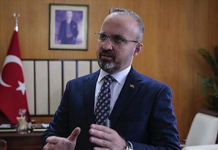 AK Partili Bülent Turan'dan Süleyman Soylu açıklaması