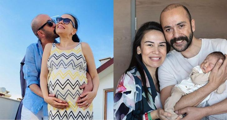 Çukur dizisinin Şahram'ı Sarp Akkaya oğluyla ilk karesini yayınladı!