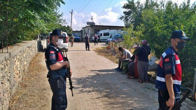 GÜNCELLEME - Osmaniye'de kocası ve görümcesini tüfekle öldürdüğü iddiasıyla yakalanan kadın tutuklandı