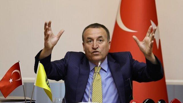Süper Lig ekibinin başkanı belli oldu
