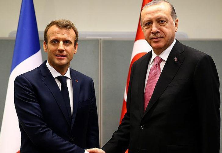 Macron'dan Erdoğan açıklaması: Fikir ayrılıkları olsa da birbirimizle konuşmalıyız